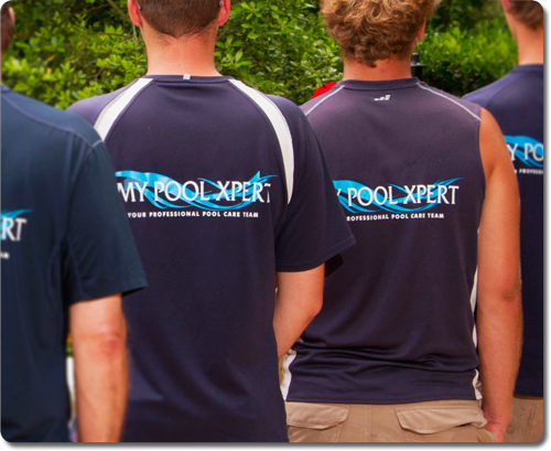 My Pool Xpert Service Technicians